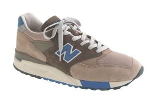 "New Balance 998 ""Pebble Blue"""