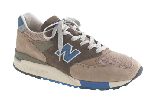 "New Balance 998 ""Pebble Blue"""