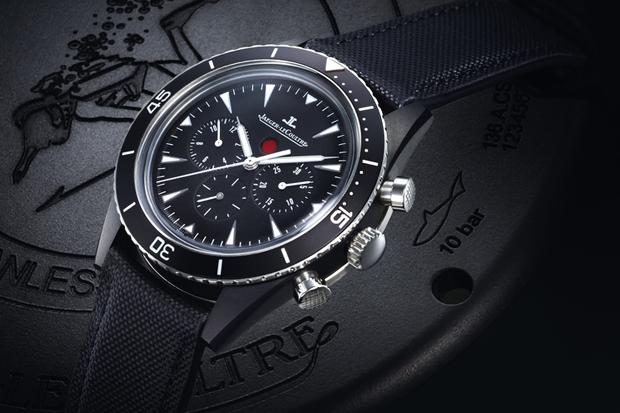 Jaeger-LeCoultre Deep Sea Chronograph Cermet