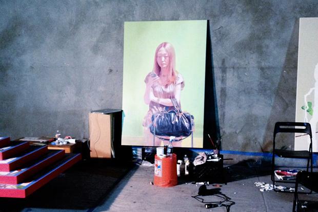 "James Jean ""Parallel Lives"" Exhibition @ Tilton Gallery"