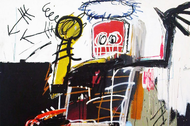 Jean-Michel Basquiat @ Gagosian Gallery New York Preview