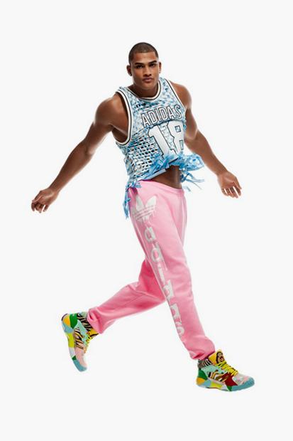 jeremy scott x adidas originals 2013 spring summer lookbook