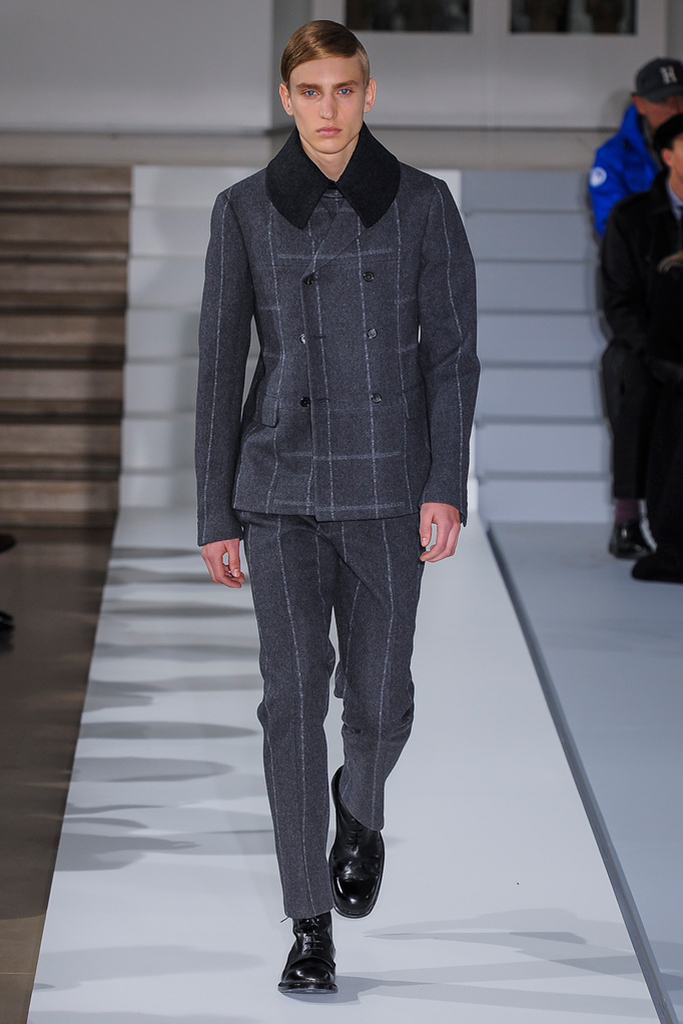 Jil Sander 2013 Fall/Winter Collection