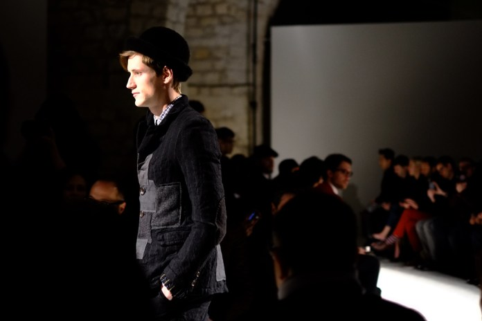 Junya Watanabe 2013 Fall/Winter Collection