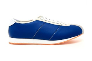 Junya Watanabe 2013 Spring/Summer Leather and Suede Trainers