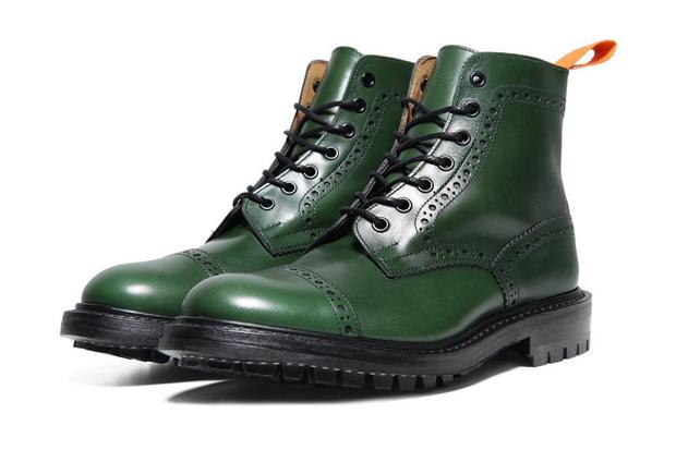 Junya Watanabe MAN x Trickers Super Boot