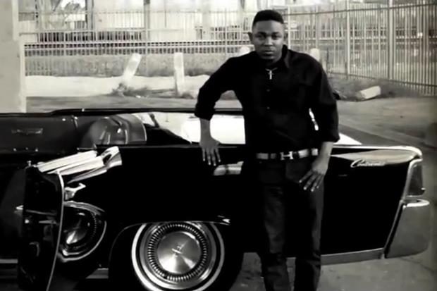 Kendrick Lamar - Backseat Freestyle | Video
