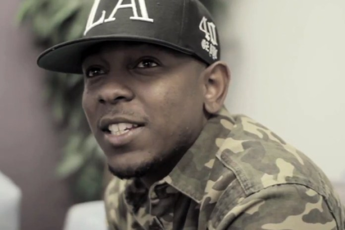 "Kendrick Lamar Breaks Down ""Sing About Me, I'm Dying of Thirst"""
