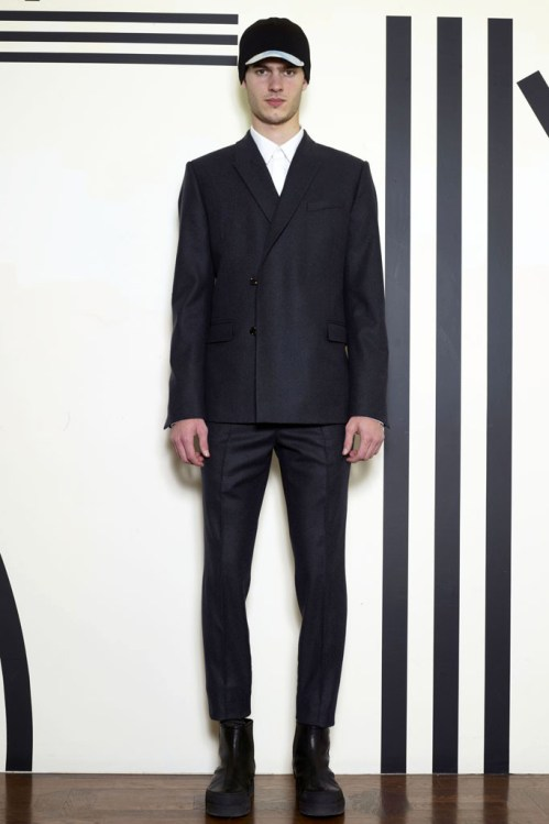 Kenzo 2013 Fall/Winter Preview