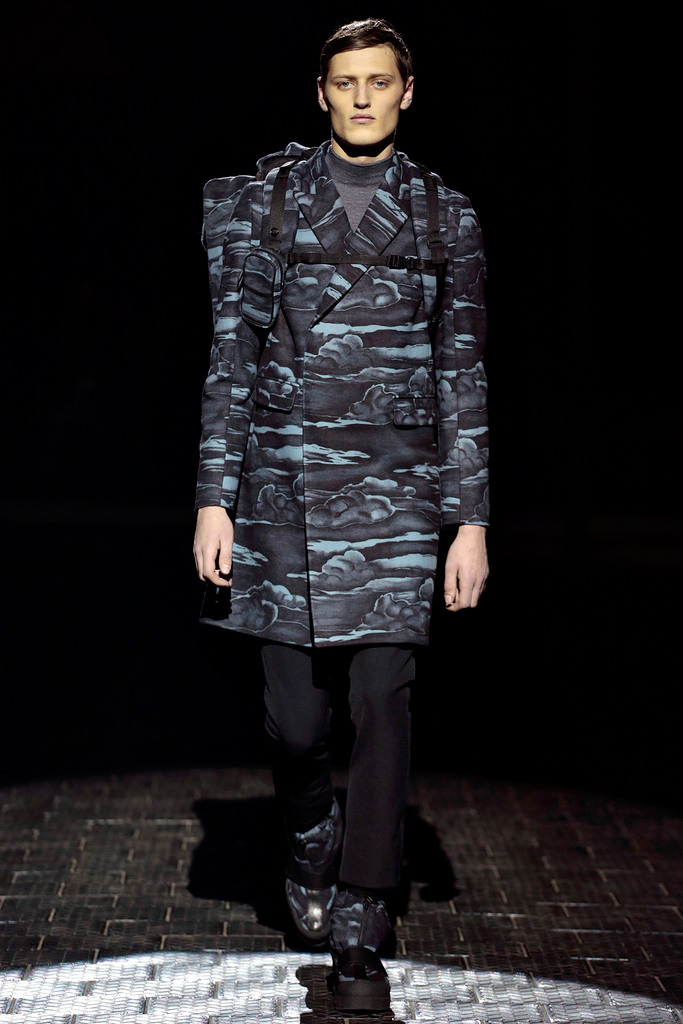 Kenzo 2013 Fall Collection