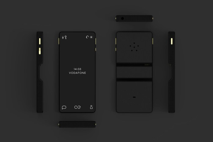 KiBiSi for aesir copenhagen Luxury Smartphone
