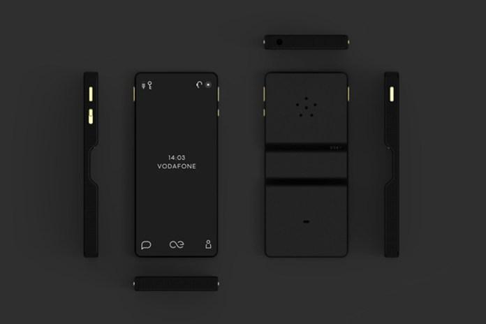 KiBiSi for aesir copenhagen Luxury Smartphone