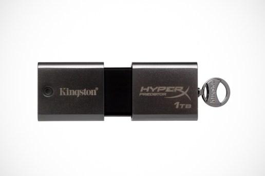 Kingston Debuts 1TB Flash Drive