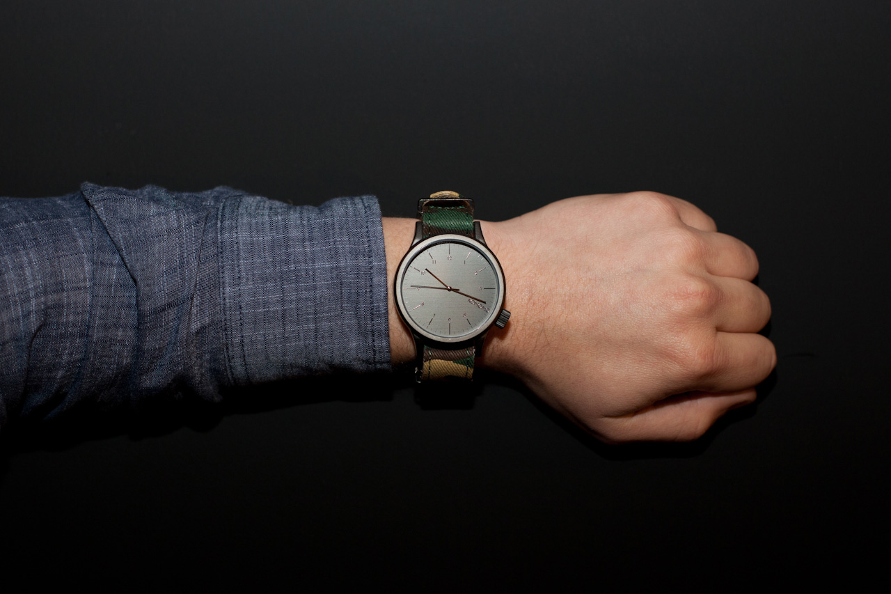 Komono 2013 Spring Watches Preview @ Agenda NYC