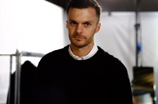 KRISVANASSCHE 2013 Fall/Winter Backstage Visuals