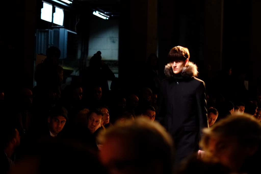 KRISVANASSCHE 2013 Fall/Winter Collection