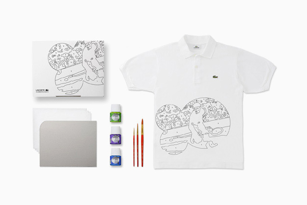 Lacoste 80th Anniversary Limited Edition Custom Polo Kit