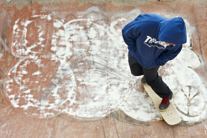 Lance Mountain and Matthew Barney Team Up to Benefit Juxtapoz's Detroit Skate Park