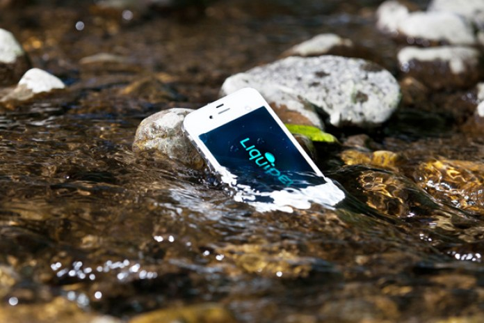 Liquipel 2.0 Waterproofs Your Phone Without a Case