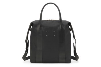 Maison Martin Margiela 2013 Spring/Summer Collection Black Tote Bag