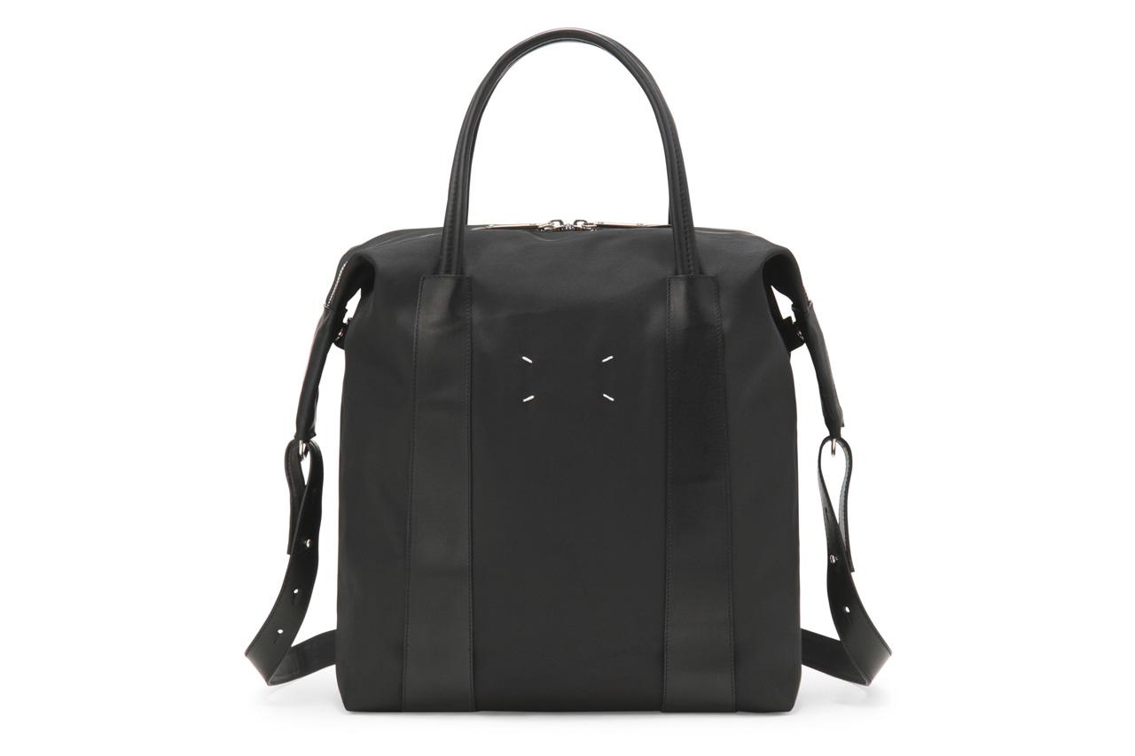 Maison Martin Margiela 2013 Spring/Summer Collection Black Tote Bag