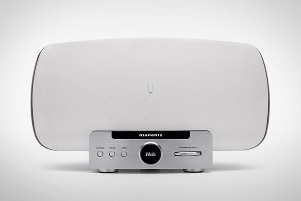 Marantz Consolette Wireless Speaker Dock by Feiz Design Studio