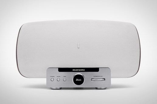 Marantz Consolette Wireless Speaker Dock by Feiz Design Studio