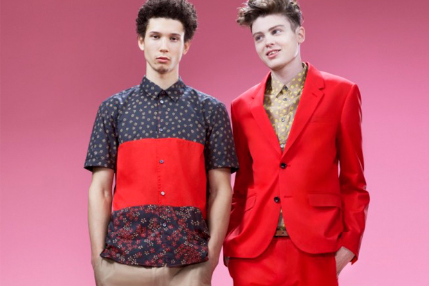 Marc by Marc Jacobs 2013 Fall/Winter Lookbook