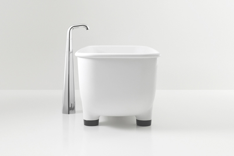 Marc Newson x Caroma Bathroom Collection
