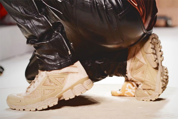 Martine Rose x Bates Military Footwear 2013 Fall/Winter Collection Video