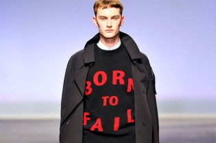 Matthew Miller 2013 Fall/Winter Collection