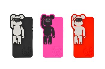 Medicom Toy x radius Bearbrick Silicone iPhone 5 Case