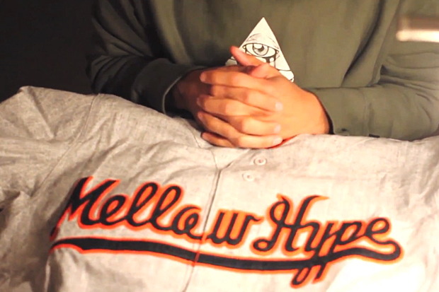 MellowHype x Ebbets Field Flannels Jerseys