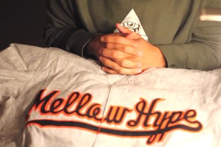 MellowHype x Ebbets Field Flannels Jerseys