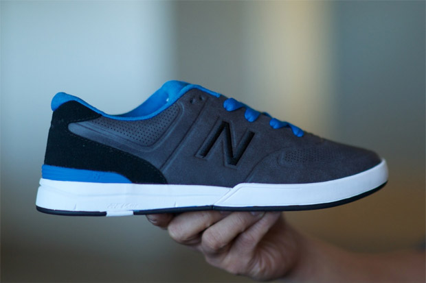 Mike West Introduces New Balance Numeric