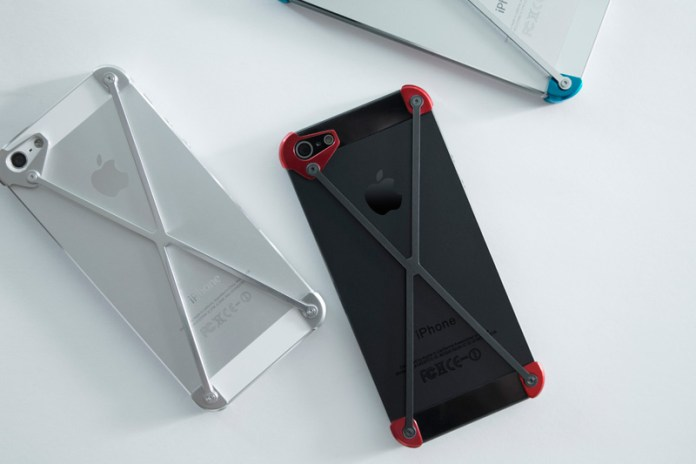 mod-3 RADIUS Minimalist Case for the iPhone 5