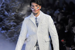Moncler Gamme Bleu 2013 Fall/Winter Collection