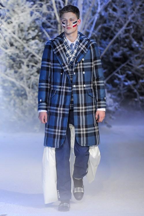 Moncler Gamme Bleu 2013 Fall/Winter Collection