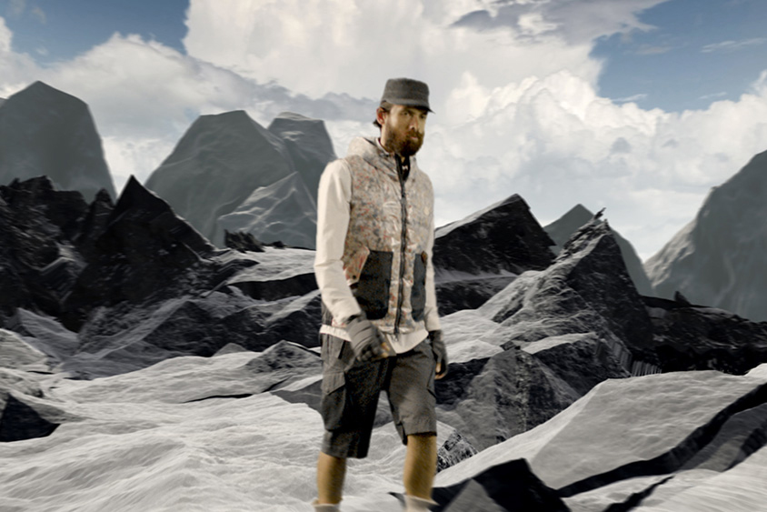 Moncler R by Christopher Raeburn 2013 Spring/Summer Lookbook
