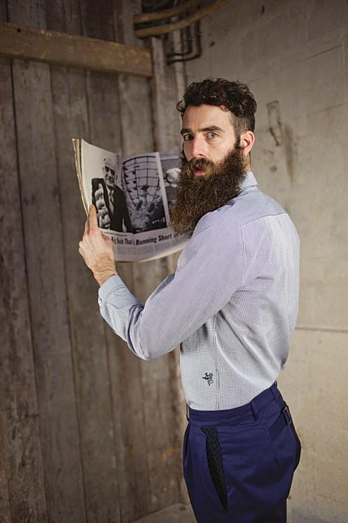 Monsieur Lacenaire 2013 Spring/Summer Lookbook