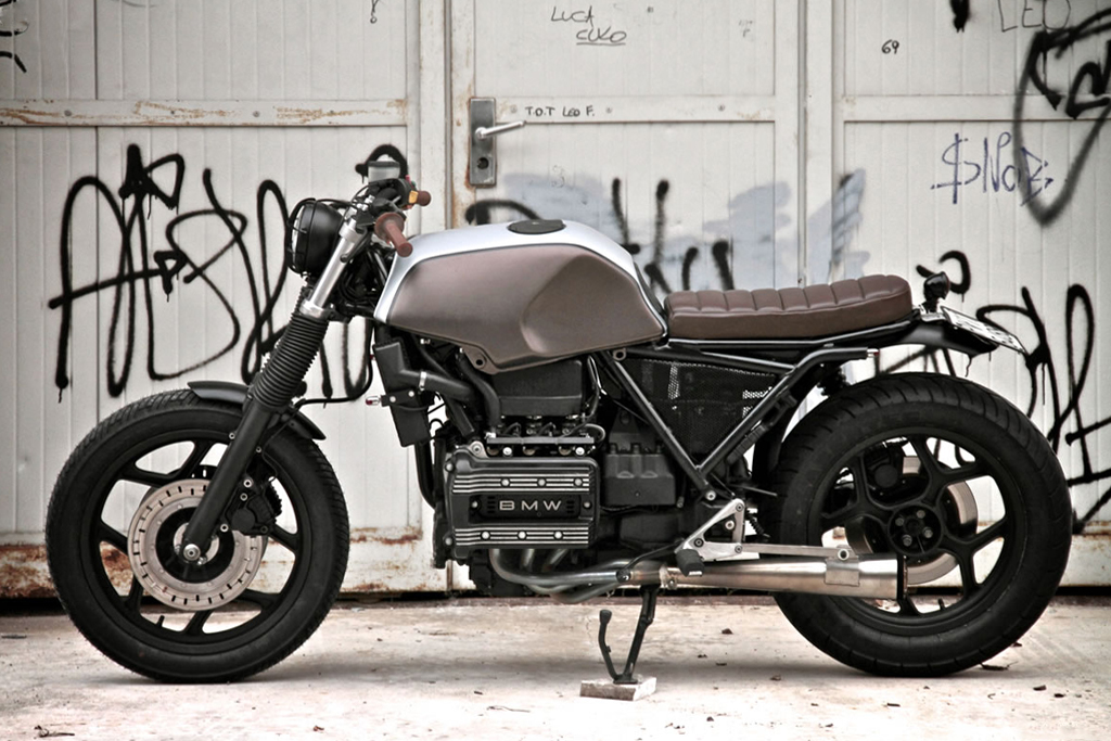 Moto Sumisura Custom BMW K75 Motorcycle