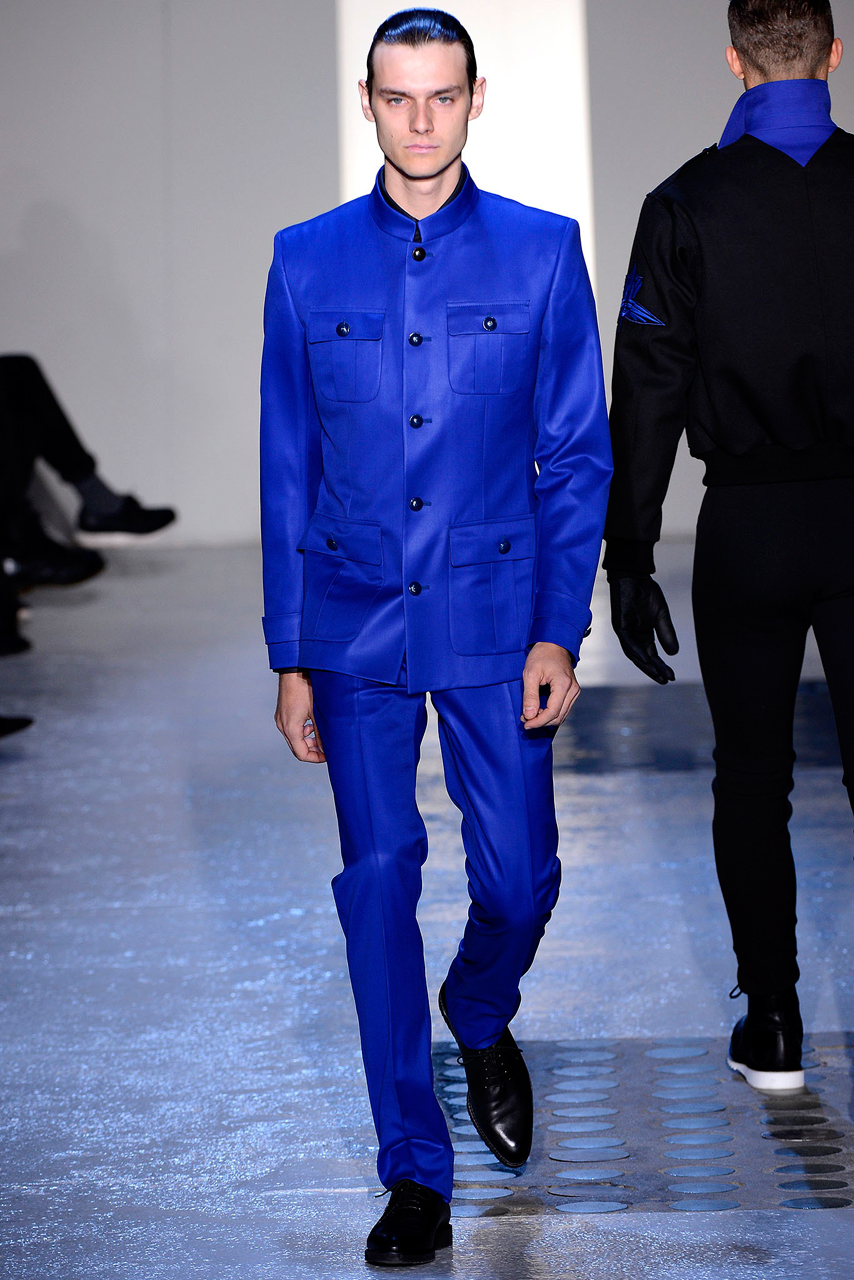 Mugler 2013 Fall/Winter Collection