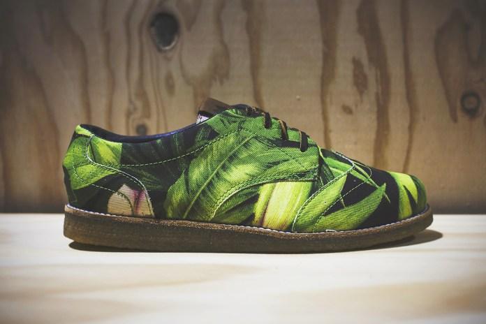Mutta Shoes Comma Amazonia Crepe Shoe