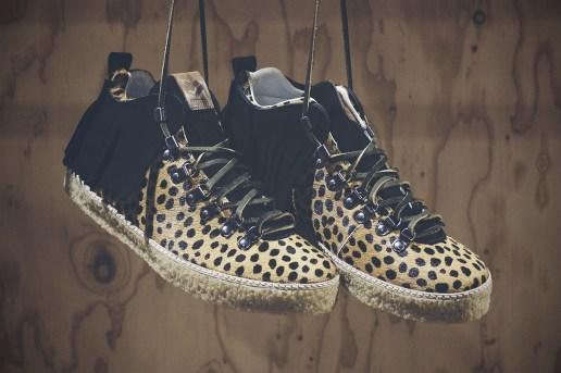 Mutta Shoes Hiker Safari Crepe