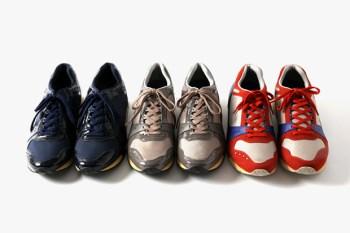 N.HOOLYWOOD 2013 Spring/Summer Running Sneaker