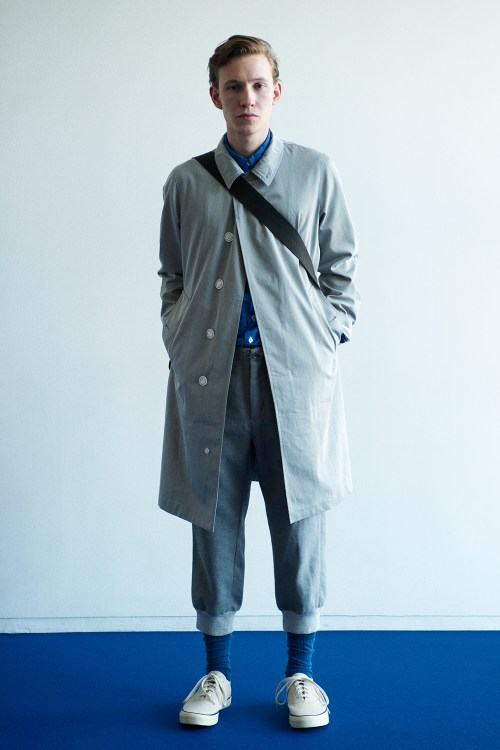 nanamica 2013 Spring Lookbook