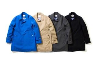 nanamica 2013 Spring/Summer GORE-TEX Soutien Collar Coat