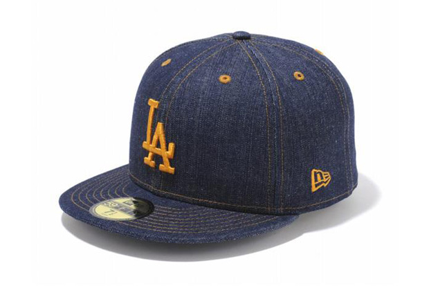 new era 59fifty denim series