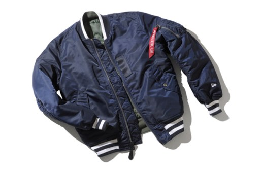 New Era x Alpha Industries MA-1 Jacket