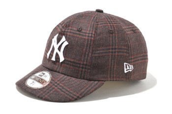 New Era Cloth Ermenegildo Zegna-Trofeo 8-Panel 19TWENTY Classic Cap
